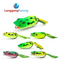 Lure Softfrog Hoox Kajika 55mm 11gr