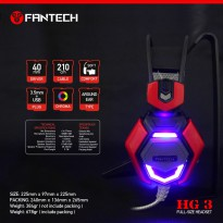 Headset Gaming Fantech HG-3