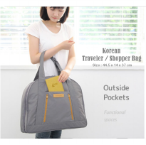 Korean Traveler Shopping Bag