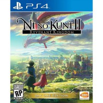 PS4 NI NO KUNI II REVENANT KINGDOM Reg 2 EUR English
