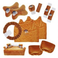 Bantal Mobil Exclusive 8 in 1 Tazzmania