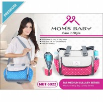 Mbt3022 Tas Bayi Medium Lullaby Series