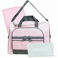 Gerber Diaper Bag 2 Warna