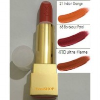 TESTER_YSL ROUGE PURE COUTURE SATIN RADIANCE LIPSTICK 21-410