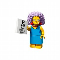 LEGO 71009 The Simpsons Minifigure No 11 Selma Bouvier