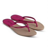 Sandal Casual Wanita JK Collection JAF 2127 A MERAH
