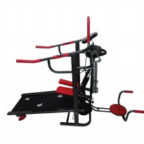 Treadmill Manual 6 Fungsi Merah TL 004 R