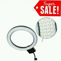 Nanguang CN-R640 LED Ring Light 5600K (with Dimmer Control) for