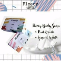 Fleecy Body Soap - Sabun Pemutih Fleecy