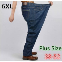 [globalbuy] Plus fertilizer to increase the size of new mens jeans Europe and America stra/4137491