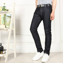 [globalbuy] Classic 2016 High Quality Mens Stretch Jeans Cotton Denim Jeans Casual Straigh/4137455