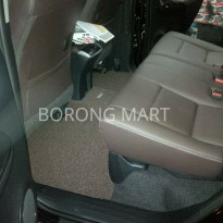 Karpet Mobil Fortuner All New VRZ 2016 Non Bagasi Comfort Deluxe Ori