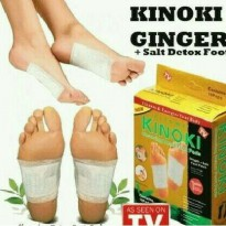 Kinoki Detox Foot Patuh 1 Box