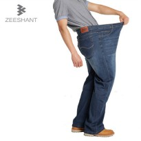 [globalbuy] Plus Big Size: 28-48 42 44 46 48 Spring Fashion Designer Brand Men Jeans Denim/4136913