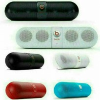 Order yuk speaker bluetooth bluetoot bluetot mini kecil beats logo F cas c Ay2711