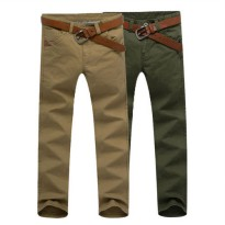 [globalbuy] fashion casual Mens pants trousers,Mens fashion pants and slim fit , Popular /4136799