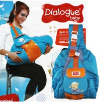Gendongan Bayi Samping Dialogue 4235 Baby Carrier
