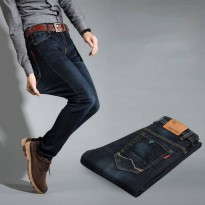 [globalbuy] Jeans Men MenS Mens Biker Baggy Designer Jeans Men High Quality Pantalones Pit/4136605