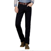 [globalbuy] 2016 Hot Sale Designer Good Soft Cotton Mens Jeans Loose Version Straight All /4136591