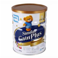 Susu Similac Gain Plus 1 sd 3th 850gr