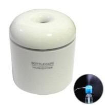 USB Bottle Caps Humidifier Air Purifier (Pelembab Udara)