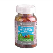 Wellness Gummy Kids (60+10 Gummies)