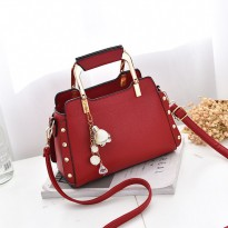 [NEW ARRIVALS] FASHION BAG FOR WOMAN #ELV88767 IMPORT KOREA WITH LONG STRAP