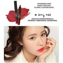 3 CONCEPT EYES JUMBO LIP CRAYON (Airy Red)