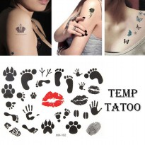 RGH1146 - Waterproof Sticker Tattoo Unisex