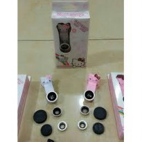 FISHEYES HELLOKITTY / READY FISHEYES CATLENS / FISHEYES E3 IN 1