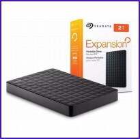 Seagate Expansion 1TB - HDD / HD / Hardisk / Harddisk External 2,5