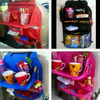 (Termurah) Car Organizer With Table ( COT)