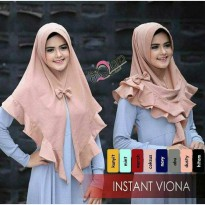 Jilbab Instan Viona Good Quality