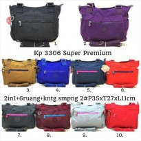 Tas New Kipling 2 in 1 Premium 2 ModeL