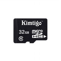 Kimtigo KTT-M10 32GB Micro SD+SD Adapter Class 10