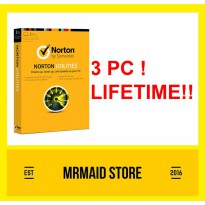 Norton Symantec Utilities 3 PC LIFETIME !!