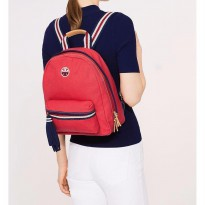 Authentic TB Embroidered-T Backpack