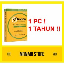 Norton Security Standard 1 PC 1 Tahun