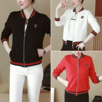 [tara] color bending jackets ship from korean fashion style