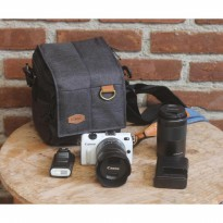 (Termurah) TAS KAMERA FOTO VIDEO/SLINGBAG MIRRORLESS TRENDY/TAS CASING KAMERA
