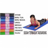 Matras Yoga / Yoga Mat 6MM A383