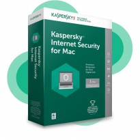 [MID-YEAR BEZT PROMO] Kaspersky Internet Security for Mac - 2Devices