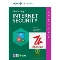 [PROMO LEBARAN 2016!!] Kaspersky Internet Security (KIS) 2016 - 5PC