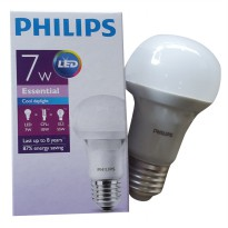 LED Bulb Philips Essential 7W - Lampu Bohlam