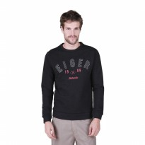 (Termurah) Sweater Eiger LS Sweat Forward - Hitam