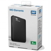WD Element 1TB - HDD
