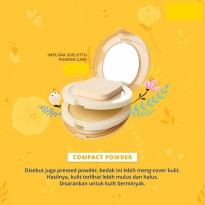 BEDAK IMPLORA COMPACT POWDER 3IN1