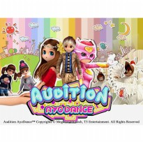 VOUCHER GAME AYO DANCE(AUDITION) RP. 50.000 MURAH