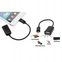 Kabel Micro USB OTG (On-The-Go) S-K07
