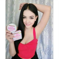 Pure Underarm Cream Whitening By Jellys 100persen Original Cream Ketiak Promo A04